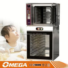 10 Trays Electric Combi Steam Oven/Combination Oven/Electric Conventional Oven (manufacturer CE&ISO9001)