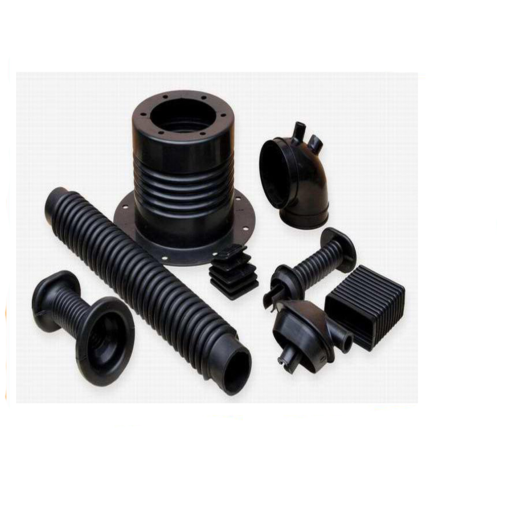 custom plastic rubber parts manufacturing