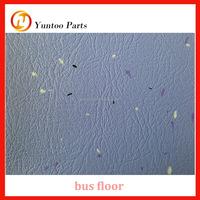 PVC Transport Flooring Sheets for Buses Floor Manufacturer China