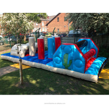 China Commercial Inflatable Bouncy Castle Playground