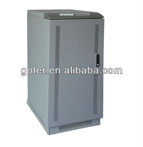 Three Online UPS for elevator 100 KVA