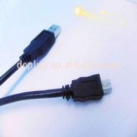 Type A to Mini B USB Cable for mobiphone