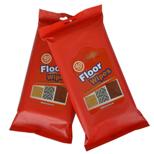 Nonwoven Cleaning Wet Wipes Floor Mops with Disposable Wipes
