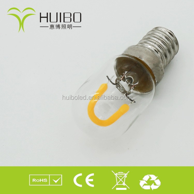 T22 T20 T16 U shape lights warmwhite led filament bulbs microwave bulb