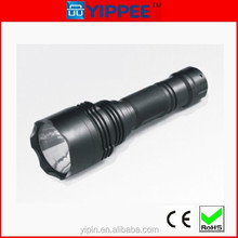Maxtoch MISSION M12 Long Shooting 26650 26700 Compact High Power Cree LED Flashlight