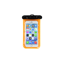 100% Sealed PVC Waterproof Phone Bag Case Underwater Pouch For phone 4/4S/5/5S/5C phone All mobile phone Watch