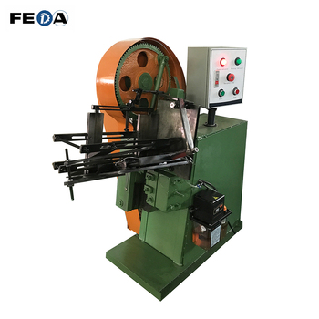 FEDA cigarette electric rolling machine china nail making machine screw machine