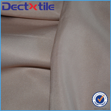 all polyester luxury garment/clothing fabric