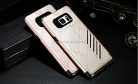 Luxury Hybrid Plating Slim TPU+PC Back Cover For Samsung Galaxy Note 7 N9300