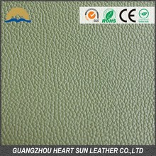 A025 artificial soft pvc synthetic leather for sofa upholstery