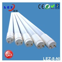 2015 hot sale 600mm 1200mm 1500mm t8 dimmable hot sale tube light led zoo tube8 led xxx