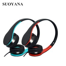 Cheap price Shenzhen OEM headphone Free samples stylish custom brand logo promotional headphone