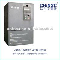 7.5kw 380v VFD High-performance ac converter/inverters