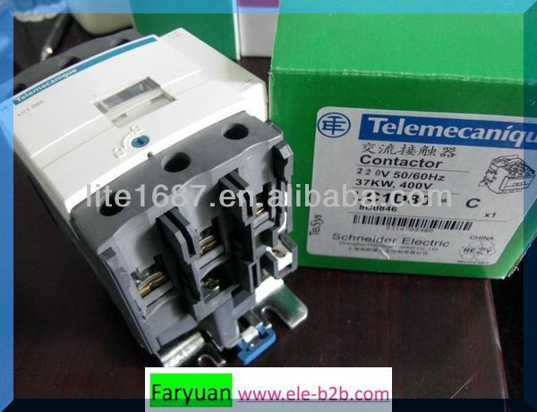 Magnetic AC Contactor/AC contactor relay