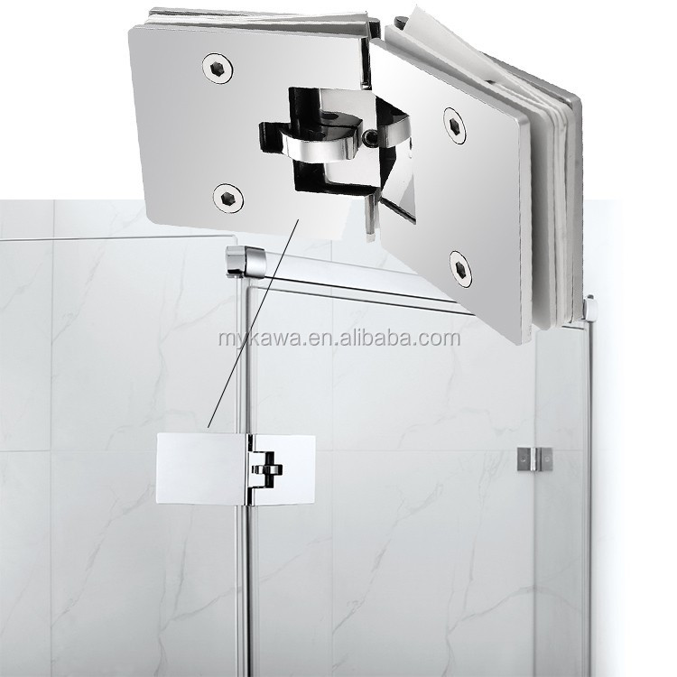 Usine directement hydraulique ferme porte charni re en for Charniere porte de douche