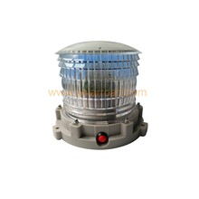 High Brightness Solar Warning Beacon Light