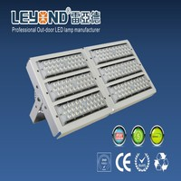 Waterproof 300W 400W LED Flood Lights Dual Bridgelux Over 120 Lm / W Sports Project Lighting