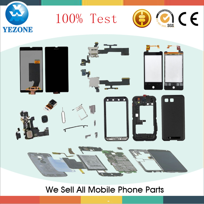 11 Year Wholesale For Samsung Galaxy S 4G T959 LCD , Display Screen For Samsung Galaxy Fascinate T959 , LCD For Samsung