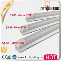 high brightness dimmable t8 tube8 led light tube 18w t8 led red tube xxx tu