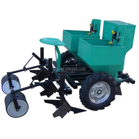 Hot selling Potato seeder 2 rows Potato planter