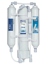 portable 50GPD RO water filter / RO water purifier / RO system without pump