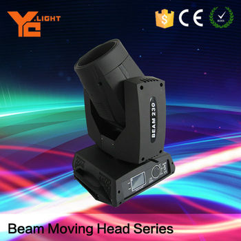 Trustworthy Supplier 200w 5r Lamp Moving Head Beamer