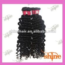 2012 Hot sale queen hair products virgin brazilian hair extension