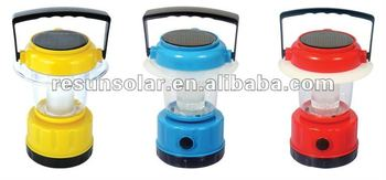 protable small solar light