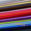 100% Polyester Warp Weft Wholesale Faux Micro Suede Sofa Car Seat Fabric Stock On Hand HT-PSUDF-A