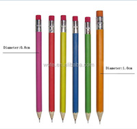 Custom Logo popular Plastic Ball Pen smart and colorful pencil style Advertising pen for promotion With Eco-friendly Material