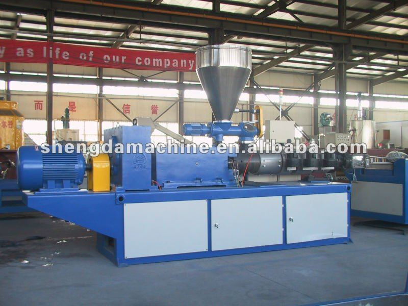 $30,000 Wood Plastic Composite WPC Decking Machine