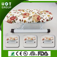 Offer good delivery time popular professional MINI Desktop type ironing board