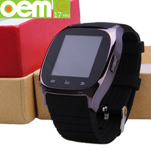 OEM digital silicone bracelet watch