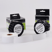 Thermal compatible paper made shipping dymo labels 30252