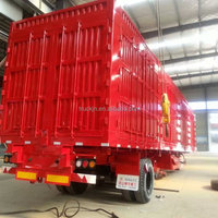 Hot 40ft Container Trailer For Factory