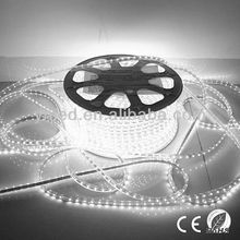 Color white led strip 5050 110v 220v high output flexible 100m aquarium led rope light