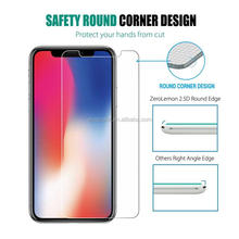 For iPhone X 8 7 6 6S Tempered Glass Screen Protector for iPhone 6S Plus for Samsung S6 S7 Note 5 screen clear film protection