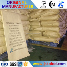 Supply :good Quality Factory Offer Potassium Citrate(food Additive) /cas# 866-84-2 Potassium Citrate Powder