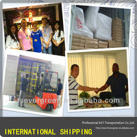 professional international shipping company in China to Bassein