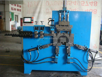 Bucket Handle Making machine