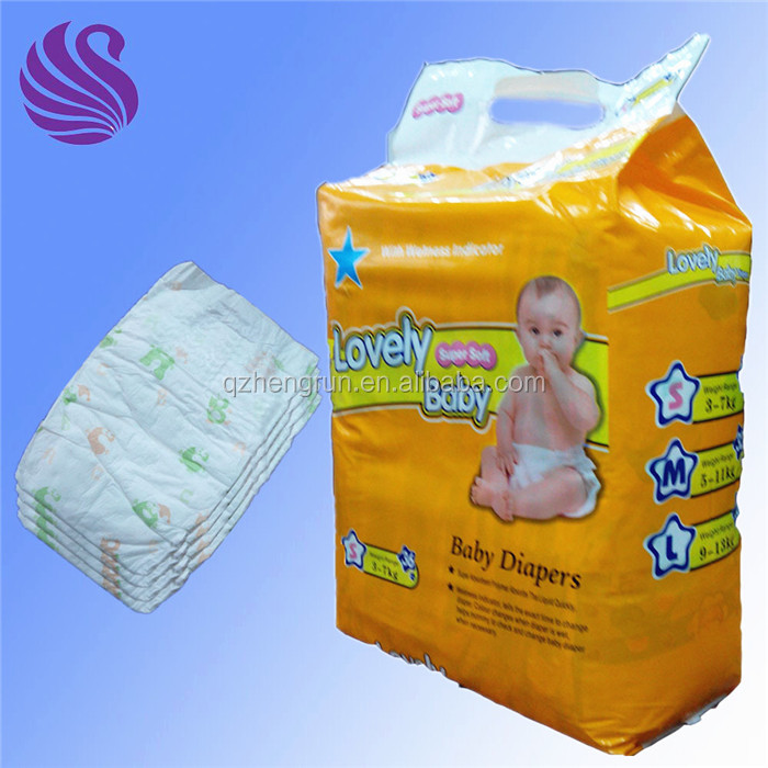 supplier disposable baby diaper nappies with good prices