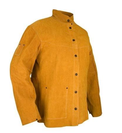 Welding Clothing / Working Leather jackets / Cow split leather welding jackets