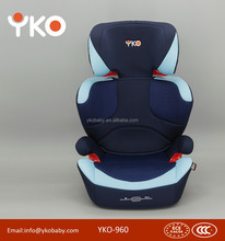 Popular selling 15-36kg baby car seats booster child car seats