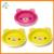 creative animal shaped 100% melamine plate for kids