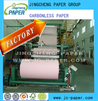 NCR carbonless roll paper