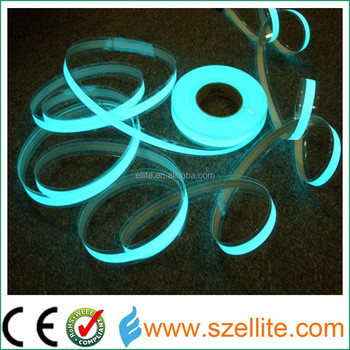 2015 cheap Blue el tape with flexible high quality el tape shenzhen