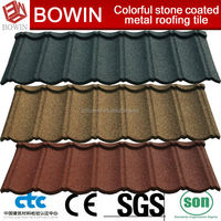 new zealand standard shingle /interlocked steel roofing tiles /classical tiles