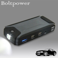Great Quality Power Bank 12000mah Car Jump Starter Multi-function Charger Starter