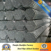 galvanized steel pipe/tube for natural gas,water,oil