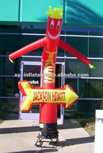 Advertising inflatable air dancer blower